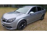 2008 Vauxhall/Opel Vectra 1.8i VVT ( 140ps ) MY SRi Grey