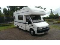 AUTO-TRAIL APACHE SE 5 BERTH