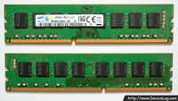 2 x 8Gb Samsung Memory Kit PC3