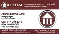 1st, 2nd Mortgages, Competitive Rates 2.85% Variable*