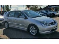 2004 Honda Civic TYPE S Hatchback Petrol Manual
