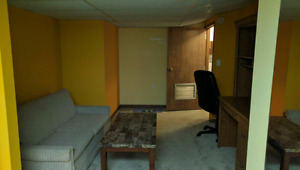 1 BDRM APT FOR OUT OF TOWN WORKER OR COLLEGE STUDENT