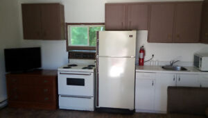 One bedroom apartment inside motel at collingwood