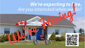 We're Hiring in the Prospects &Terence Bay
