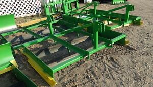 Summer attachments for SMALL JD TRACTORS