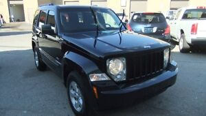 2010 Jeep Liberty 4X4 SUV, Crossover