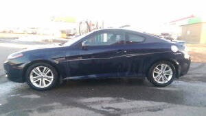 2008 Hyundai Tiburon excellent Coupe (2 door)