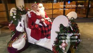 Santa and Mrs. Claus for hire Edmonton Edmonton Area image 1