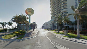 Beach Front Condo Hollywood/Miami