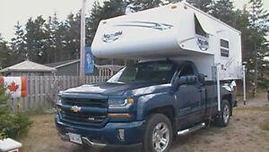 2008 Pine Mountain 8' Truck Camper, $8700.00.