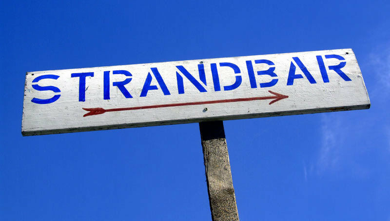 Wo geht's hier zur Strandbar? Klar, Richtung eigener Garten! (Copyright: Thinkstock/ über The Digitale)