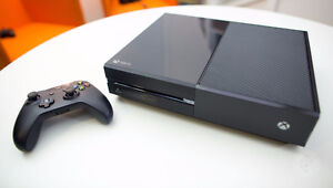 **Mint Condition** 1TB Xbox One for sale! $350 or Best Offer