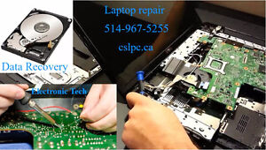 Computer repair in Montreal west | CSL PC