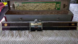VINTAGE KNITKING KNITTING MACHINE model 4500 Strathcona County Edmonton Area image 2