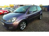 2006 FORD FIESTA 1.25 Freedom 1 FORMER KEEPER FSH