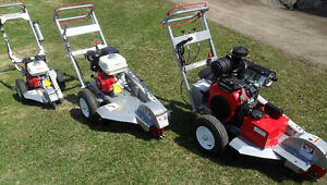 Dosko stump grinders IN STOCK NOW, lease or finance from $84/mth