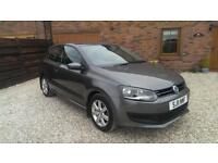 2011 VOLKSWAGEN POLO 1.4 SE GREY