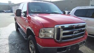 2005 Ford E-350 SUPER CHARGE Pickup Truck DIESEL
