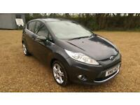2010 Ford Fiesta Titanium 1.6TDCi Diesel Manual SORRY NOW SOLD