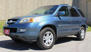 2005 ACURA MDX * TECH PKG* NAV** REAR DVD** 7 SEATER**