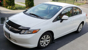 2012 Honda Civic LX 4dr