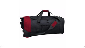 "Bag (Traveler Club 32"" Collapsible Rolling Duffel)"