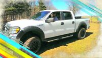 2010 Ford F-150 - lifted 6 inches