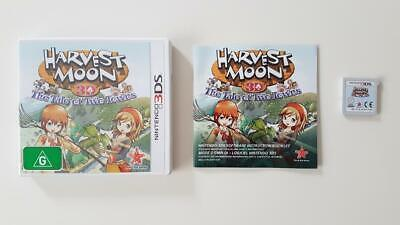 Harvest Moon The Tale of Two Towns Nintendo 3DS Used SAME DAY FREE SHIPPING comprar usado  Enviando para Brazil