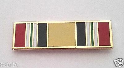 Iraqi Freedom Ribbon - *** IRAQI FREEDOM CAMPAIGN RIBBON *** Military Veteran IRAQ Hat Pin P12243 EE