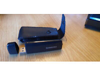 Samsung TV Wireless Dongle WIS12ABGNX