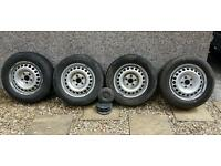 VW T5 Wheels and Tyres 16 inch