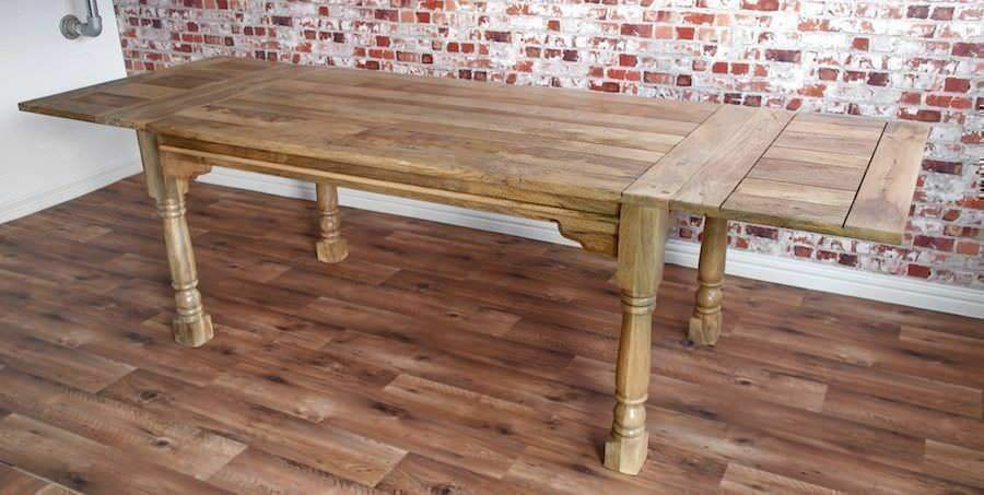 Huge 7ft To 10ft Rustic Farmhouse Kitchen Dining Table Seats 14 16 Reclaimed Hardwood