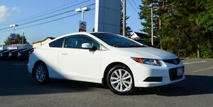 2012 Honda CIVIC EX Sunroof, Bluetooth, USB !!