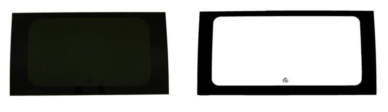 R: Dark Tint, L: Clear