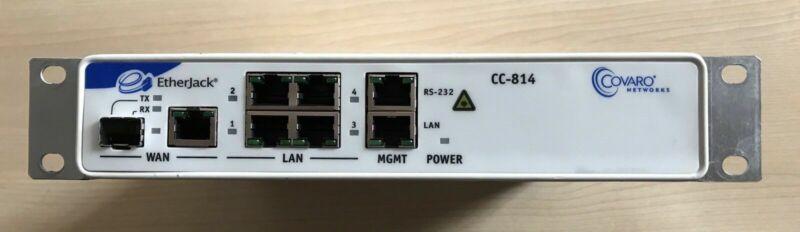 Covaro Ethernet Access Platform optical networking CC-814 EtherJack Assembly 12V