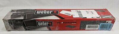 Genuine Weber Set Of 5 Flavorizer Bars 7536 Porcelain Steel BBQ Gas Grill Parts