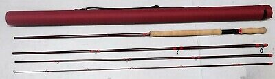 STUNNING FLY ROD 11' #7 SWITCH HIGH MODULUS CARBON EX DISPLAY -