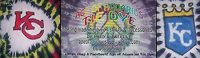 Age of Aquarius Tie Dye