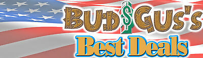 Bud$Gus's Best Deals