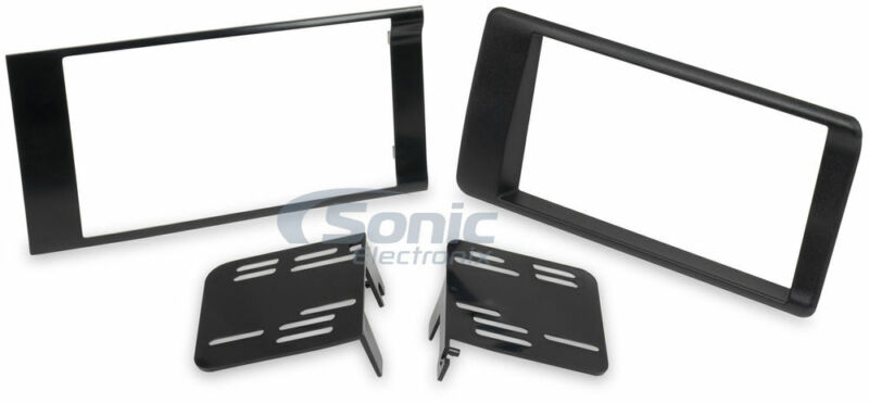 Metra 95-6551 Double Din Dash Installation Kit for Dodge Ram 1998-2001