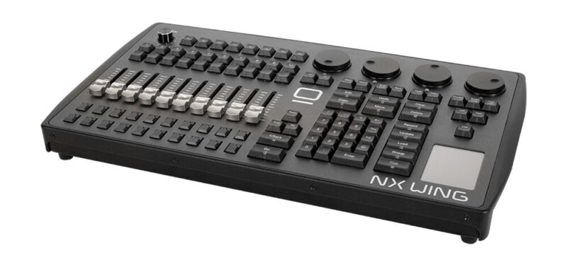 Obsidian Control Systems NX-WING USB Control Surface/Console, 128 Universe
