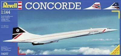 Revell 04257 Concorde British Airways Flugmodell Bausatz 1:144