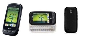 NEW VERIZON LG VN270 COSMOS TOUCH CELL PHONE QWERTY KEYBOARD NO CONTRACT