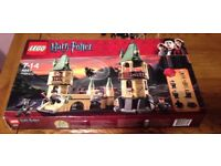 Harry Potter Lego : Hogwarts (4867)