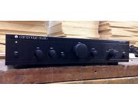 Cambridge Audio A300 V2.0 Amplifier with Phono stage for turntable