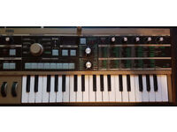 Korg Microkorg with Vocoder