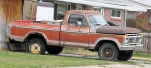 Looking for a 4x4 truck or suv