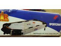 """Tabletop 40"""" TURBO AIR HOCKEY by Sportcraft"""