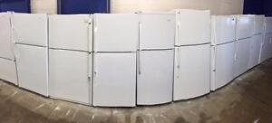 18 CU FRIDGES ONE YEAR WARRANTY