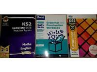 SATs books KS2